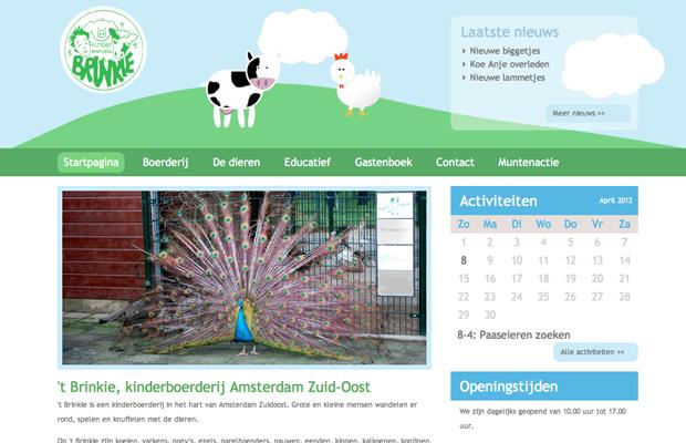 Kinderboerderij Brinkie screenshot 1