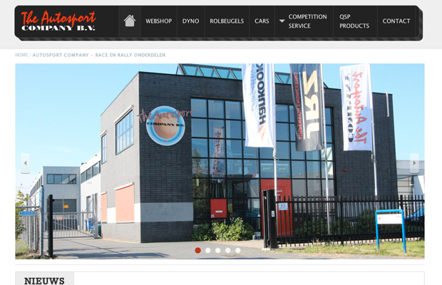 The Autosport Company screenshot 1