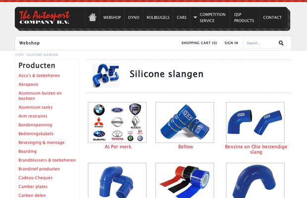 The Autosport Company screenshot 2